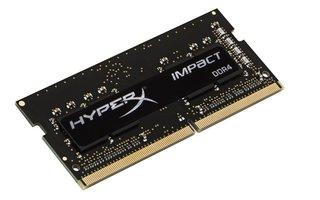 HyperX Impact 8GB DDR4 2400MHz 8GB DDR4 2400MHz geheugenmodule