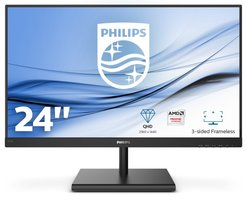 Mon Philips 23.8inch Quad HD / IPS / VGA / DP / HDMI