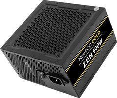 Antec NE500G Zen power supply unit 500 W ATX Zwart