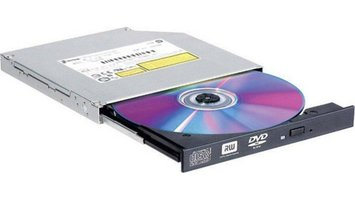 Opti Hitachi DVD±RW Slimline Writer Sata Black