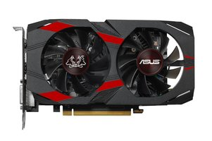 ASUS CERBERUS-GTX1050TI-O4G GeForce GTX 1050 Ti 4 GB GDDR5