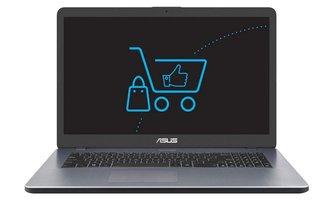 ASUS F705 / 17.3 F-HD / A12-9720P / 8GB / 512GB / W10