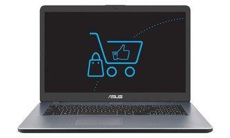 ASUS F705 / 17.3 F-HD / A12-9720P / 8GB / 256GB / W10