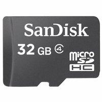 Sandisk microSDHC 32GB 32GB MicroSDHC Klasse 4 flashgeheugen