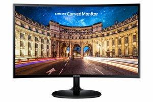 Samsung Curved Full HD Monitor 24 inch LC24F390FHU