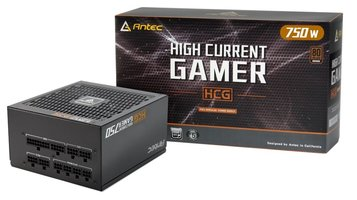 Antec PSU High Current Gamer 750 Bronze EC