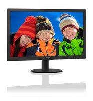 Philips LCD-monitor met SmartControl Lite 223V5LHSB2/00 LED display