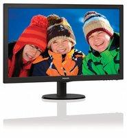 Philips LCD-monitor met SmartControl Lite 273V5LHSB/00 LED display