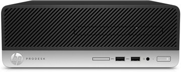 HP 400 DESKTOP G4 / i5-6500 / 8GB / 256GB SSD / DVD / W10P
