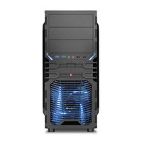 Sharkoon Case VG4-W Tower Black