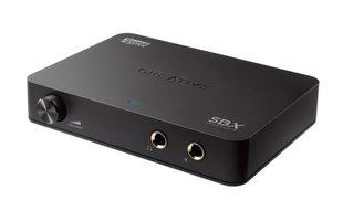 Creative Labs Sound Blaster X-Fi HD 5.1kanalen USB