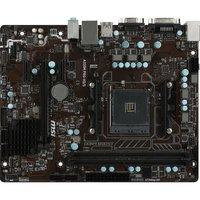 MSI A320M PRO-VD/S Socket AM4 AMD A320 micro ATX