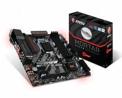 MSI B250M MORTAR Intel® B250 LGA 1151 (Socket H4) Micro ATX