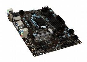 MSI B250M PRO-VDH Intel B250 LGA 1151 (Socket H4) Micro ATX moederbord