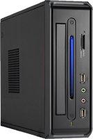 Case 820-02B-C Mini-ITX/ 65W ext. PSU / Card Reader / USB3
