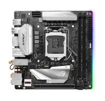 ASUS ROG STRIX Z370-I GAMING LGA 1151 (Socket H4) Mini ITX moederbord