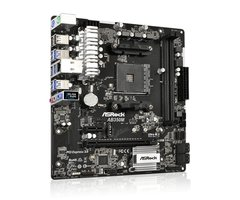 Asrock AB350M AMD B350 Socket AM4 Micro ATX moederbord