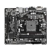 Asrock FM2A68M-HD+ AMD A68 Socket FM2+ Micro ATX moederbord