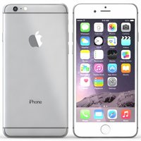 Apple iPhone 6 Silver 128GB Refurb Silver