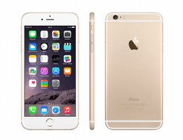 Apple iPhone 6 Gold 16GB Refurb Silver
