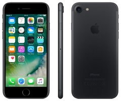 Apple iPhone 7 32GB Black Refurb Silver
