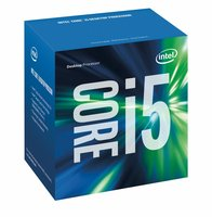 Intel Core i5-7600 processor 3,5 GHz Box 6 MB Smart Cache