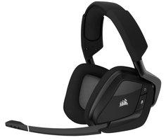 Corsair VOID PRO RGB Wireless Premium Stereofonisch Hoofdband Koolstof hoofdtelefoon
