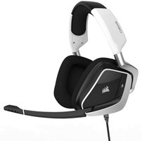 Corsair VOID PRO RGB USB Premium Stereofonisch Hoofdband Wit hoofdtelefoon