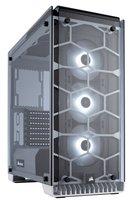 Corsair Crystal 570X Midi-Toren Wit computerbehuizing