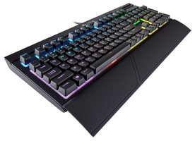 Corsair K68 RGB USB QWERTY Zwart