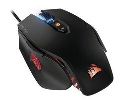 Corsair M65 PRO RGB USB Optisch 12000DPI Rechtshandig Zwart muis