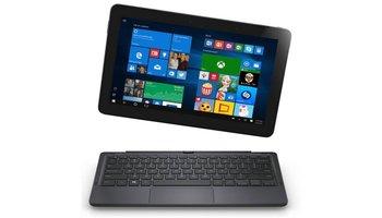 Dell 2in1 10.8 F-HD / M3-6Y30/4GB / 128GB/ Keyb + Stylus /RN