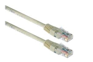 Ewent EW9524 netwerkkabel 15 m Cat5e U/UTP (UTP) Ivoor