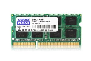 Goodram 4GB DDR3 PC3-12800