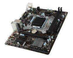 MSI H110M PRO-VD Intel® H110 LGA 1151 (Socket H4) Micro ATX
