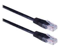Ewent IM5951 netwerkkabel 1,5 m Cat5e U/UTP (UTP) Zwart