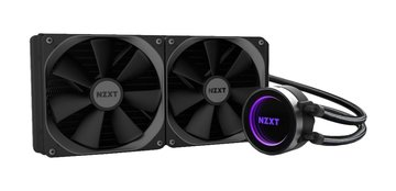 NZXT Kraken X62 Processor water & freon koeler