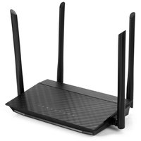 ASUS RT-AC1200 Dual-band (2.4 GHz / 5 GHz) Fast Ethernet Zwart draadloze router