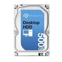 Seagate Desktop HDD 500GB SATA3 3.5