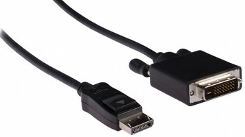 Valueline VLCP37200B10 video kabel adapter