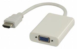 Valueline VLMP34900W0.20 kabeladapter/verloopstukje