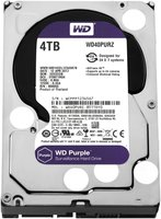 Western Digital Purple interne harde schijf HDD 4000 GB SATA III