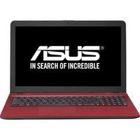 Asus X541NA RED 15.6  N3350 / 240GB   / 4GB DDR4  / W10