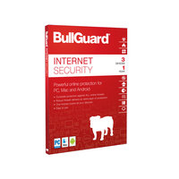 Bullguard Internet Security 1 Jaar 3 PC's