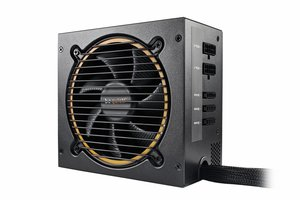 be quiet! Pure Power 10 600W CM 600W Zwart power supply unit