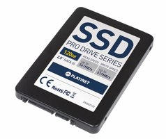 SSD Platinet TLC Basicline 120GB ( 540MB/s Read 380MB/s ).