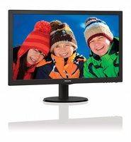 Philips LCD-monitor met SmartControl Lite 243V5LHSB/00 computer monitor