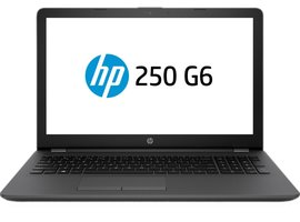 HP 250 G6 15.6/  N4200 / 8GB / 128GB SSD / DVD