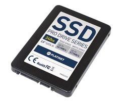 SSD Platinet Proline 240GB SATAIII (516MB/s read 561MB/s)