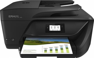 HP OfficeJet 6950 Thermische inkjet 16 ppm 600 x 1200 DPI A4 Wi-Fi